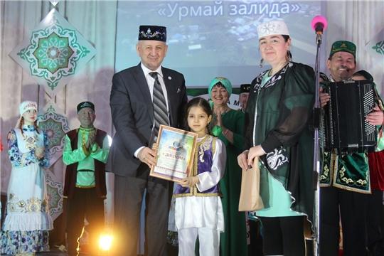 В республике завершился VII международный фестиваль традиционной культуры тюркского мира «URMAI-ZALIDA»