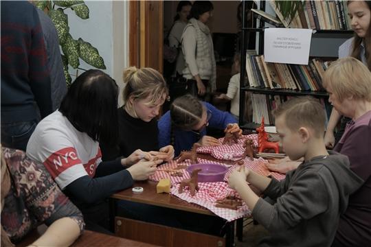 В Чебоксарском художественном училище прошел День открытых дверей