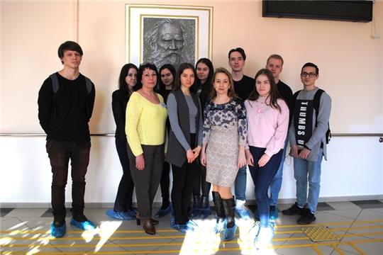 Образовательная площадка для студентов ЧГУ имени И.Н. Ульянова