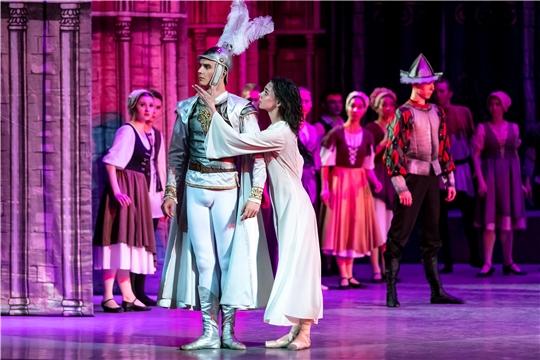XXIII Международный балетный фестиваль. День пятый