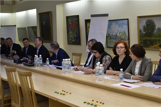 В Чувашском государственном университете имени И.Н. Ульянова состоялись круглые столы в рамках форума «Реализация национальных проектов на территории Чувашской Республики»