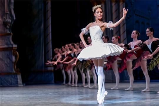 XXIII Международный балетный фестиваль. День шестой
