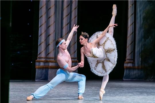 Закрытие XXIII Международного балетного фестиваля