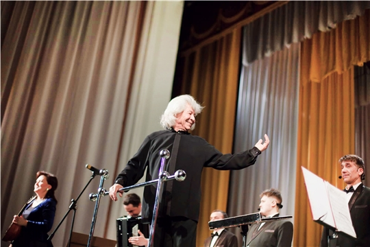 Чувашская государственная академическая симфоническая капелла завершила 51-й концертный сезон