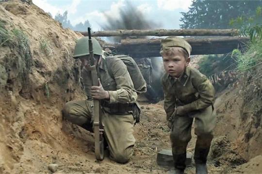 Показ фильмов в рамках одноименного проекта «Фильмы о войне»