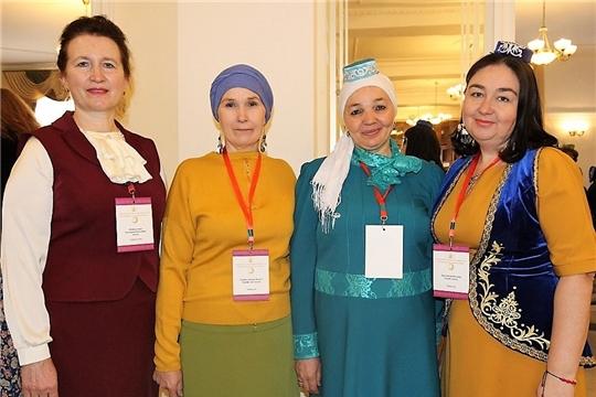 Национально-культурная автономия татар в Чувашии - участник Всемирного съезда татарских женщин