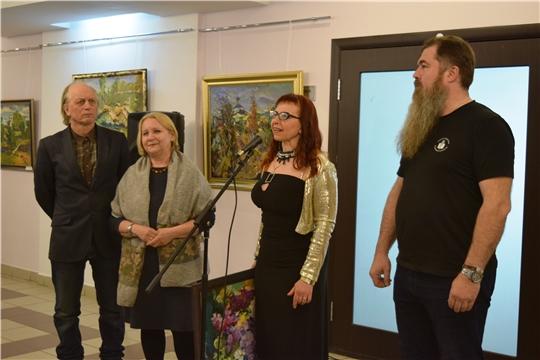 В Чебоксарах открылась межрегиональная выставка «Живые родники России»