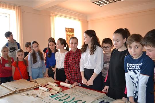 Театральный калейдоскоп в Государственном историческом архиве Чувашской Республики