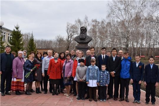 Делегация из Чувашии приняла участие в праздновании 171-ой годовщины со дня рождения чувашского просветителя Ивана Яковлева