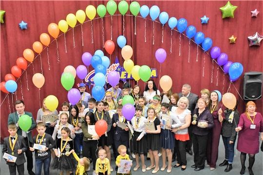 В Доме Дружбы народов Чувашии состоялся фестиваль «Звёзды детства – 2019»