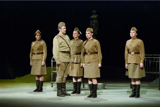 В Чувашском государственном академическом драматическом театре имени К.В. Иванова пройдет акция, посвященная Дню Победы