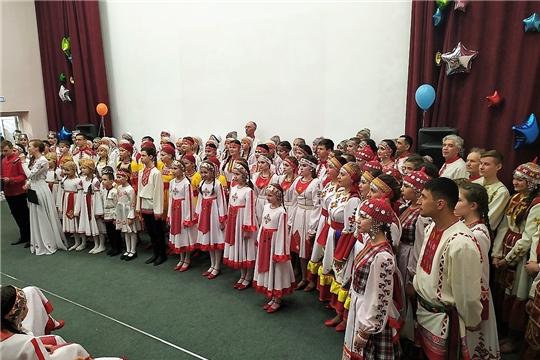 В Доме Дружбы народов Чувашии состоялся II фестиваль чувашского танца «Чăваш ташши илемĕ»