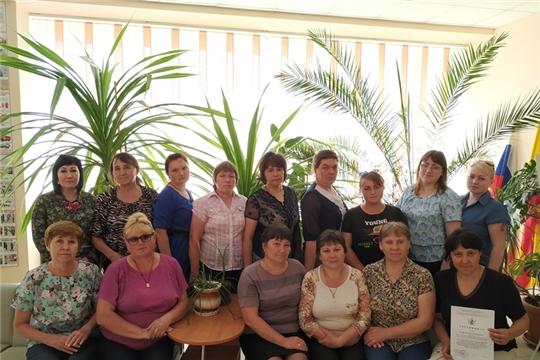 В Чувашской республиканской специальной библиотеке имени Льва Толстого прошёл образовательный семинар для библиотекарей из Шемурши