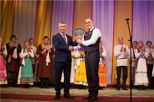 Чувашия приняла эстафету Всероссийского театрального марафона от Республики Мордовия