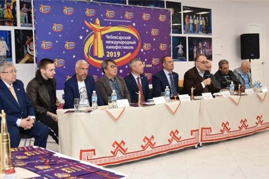 Состоялась пресс-конференция, посвященная открытию XII Чебоксарского международного кинофестиваля