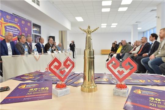 В преддверии открытия XII Чебоксарского международного кинофестиваля состоялась пресс-конференция