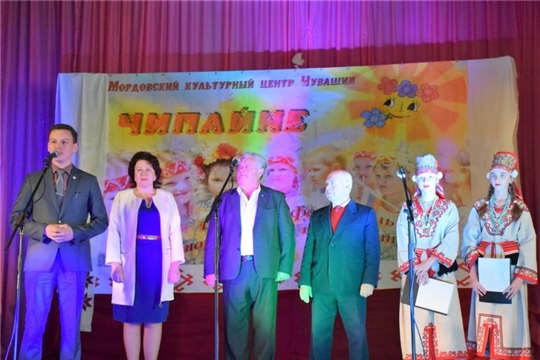Новые таланты XVI фестиваля детского мордовского творчества «Чипайне»