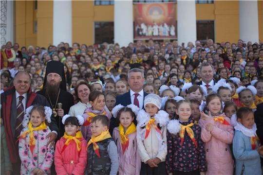 В Чувашии отметили День славянской письменности и культуры