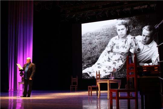 В Чувашском государственном театре оперы и балета состоялась творческая встреча с народным артистом России Виктором Сухоруковым