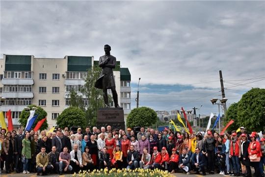 К 129-летию со дня рождения классика чувашской народной литературы Константина Иванова