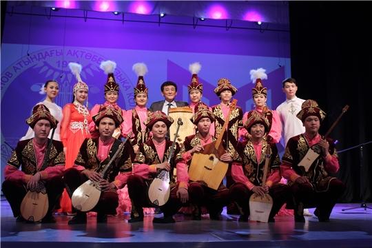 В Чувашском государственном институте культуры и искусств состоялась лекция-концерт музыкального колледжа Республики Казахстан