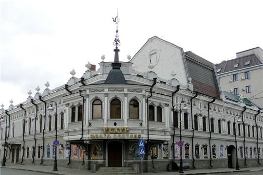 Гастроли Государственного русского драматического театра Чувашии