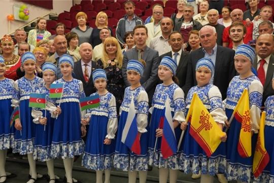 В Доме Дружбы народов Чувашии отметили национальный праздник Азербайджана - День Республики
