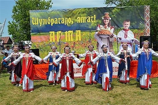 Фестиваль национальной мордовской культуры «Арта» приглашает в Порецкий район