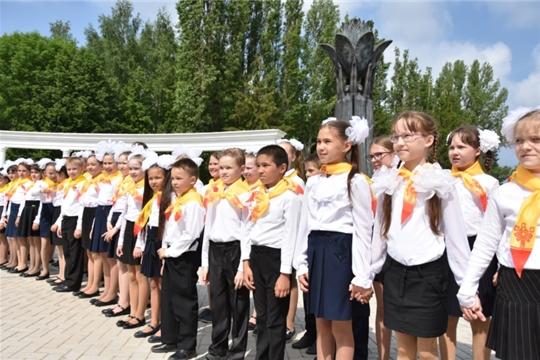 В этнокомплексе «Амазония» состоялся праздник «Чебоксары – город детской мечты» в рамках благотворительной акции «Стань первым!»