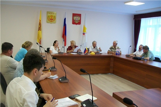 В Доме Дружбы народов Чувашии состоялось очередное заседание правления Союза профессиональных писателей Чувашской Республики