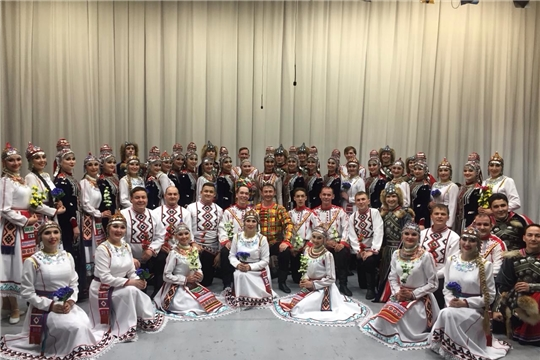 Чувашская Республика приняла участие во Всероссийском фестивале тюркских народов