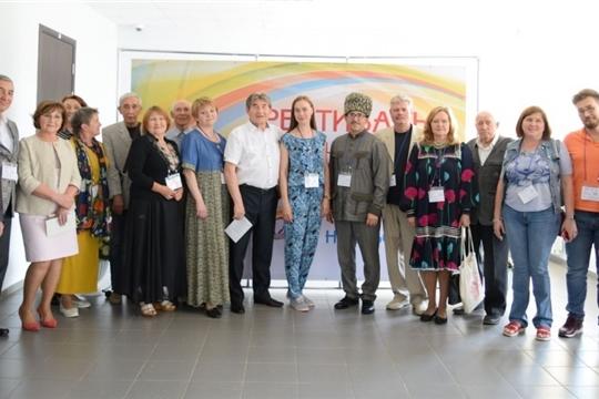 Сегодня открылся II Всероссийский фестиваль многонациональной поэзии