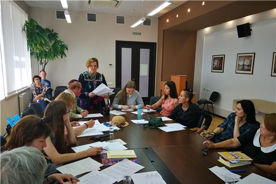 Круглый стол «Национальная литература по-русски»  прошел в Национальной библиотеке