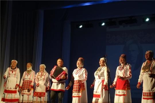 В Чебоксарах прошел I Республиканский фестиваль традиционной чувашской песни им. В.П. Воробьева «Янра юра»