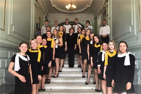 Хоры Чувашии успешно выступили на окружном этапе Всероссийского хорового фестиваля в Н. Новгороде