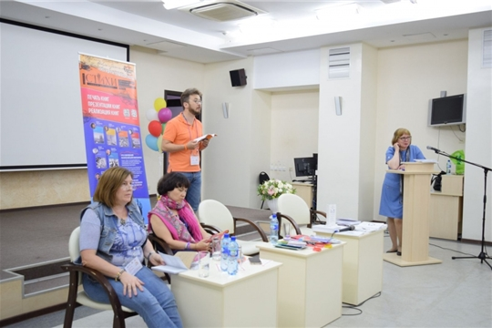 Издательство «СТиХИ» и литературный альманах «Графит»  представили свои книги в Национальной библиотеке