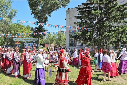 Национальный фестиваль мордовской культуры «Арта» состоялся в Порецком районе
