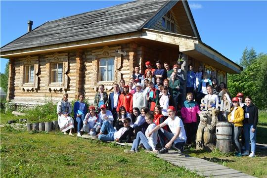 В Этноэкологическом комплексе «Ясна» стартовал межрегиональный форум многонациональной молодежи