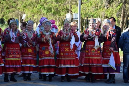 Фестиваль национальных культур «Радуга дружбы» объединяет таланты Чувашии