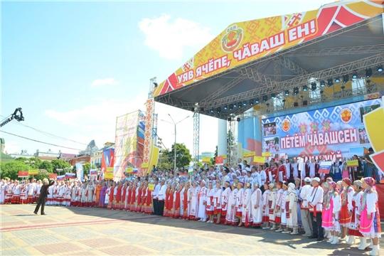 Культурный форум, фестивали, фейерверки – для чебоксарцев готовят богатую программу в честь Дня Республики