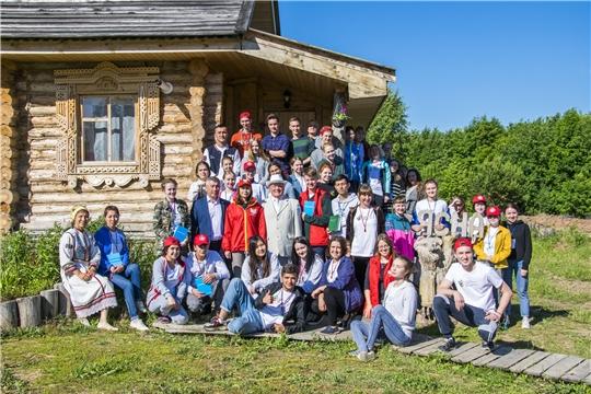 В Этноэкологическом комплексе «Ясна» завершился Межрегиональный форум многонациональной молодежи.