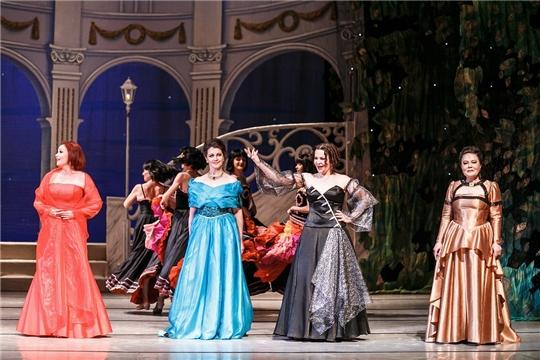 Фестиваль оперетты становится международным