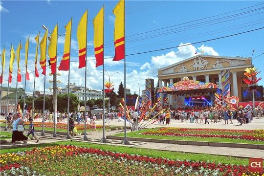 В программе празднования Дня республики много нового