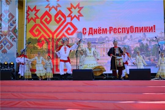 Состоялся гала-концерт «Живи и процветай, чувашский край!»
