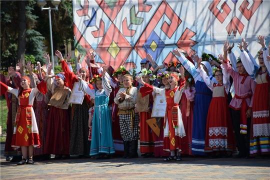 Всероссийский детский открытый фольклорный фестиваль «Легенды. Сказки. Предания»