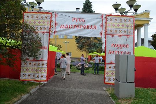 «Русь мастеровая» собирает творческих людей со всей России