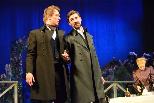 В Государственном русском драматическом театре состоится премьера «Отцы и дети»