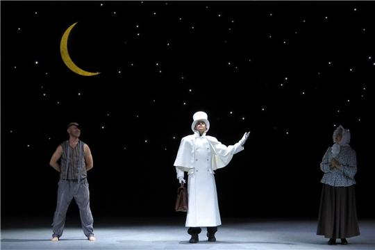 В Чувашском государственном театре юного зрителя имени М. Сеспеля состоялась премьера гоголевской «Шинели»