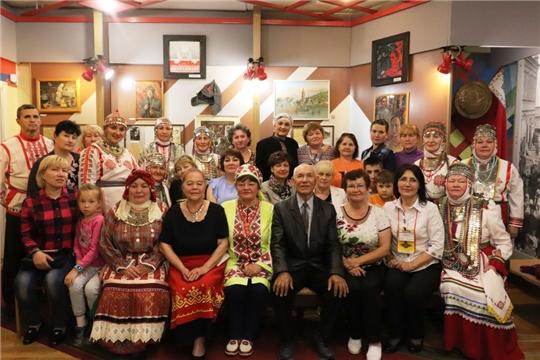 В Чебоксарах состоялся музыкально-поэтический вечер  к 120-летию со дня рождения М. Сеспеля