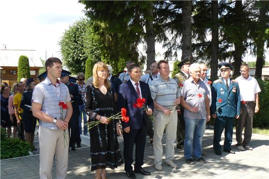 Сегодня состоялся День памяти дважды Героя Советского Союза, летчика-космонавта СССР Андрияна Николаева